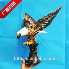 2014 best seller garden decoration eagle sculptures