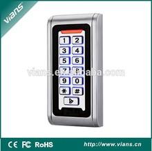 high quality numeric keypad using optional EM and FM access control card