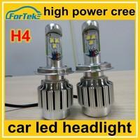 DC 12V-24V 30W 3200LM cree car h4 led headlight bulbs canbus