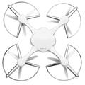 applicazione smartphone controllato quattro rotore droni kit aereo rc