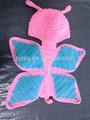 tığ örgü kelebek şekil şık tasarım kıyafetler