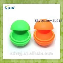 G-2015 Shenzhen venta caliente de la fábrica aprobado por la FDA antiadherente reutilizable de la bola de hielo de la bola de hielo del molde