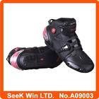 Outdoor Sport Non-Slip Speed Black Motocross Riding Botas Men Moto Bike Boots Motorcycle Shoes MTB