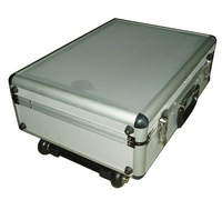 Aluminum Tool Boxes on Wheels