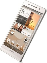 4.7inch Huawei Ascend P6 quad core 2+8GB memory 12MP camera HD IPS screen huawei ascend p6 android mobile phone