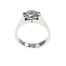2012 single stone ring designs