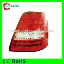 LED Rear Tail Light Lamp Assmbly 2p 1Set For 2004-2006 Kia Sorento 12v tail lights