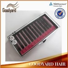 private label packaging mink wholesale individual eyelash extension kit