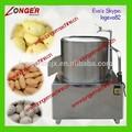 Espiral de batata máquina de corte/chips de batata máquina de corte/usado máquina de descascar batatas