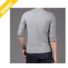 Richable 2014 fashion Long Sleeve Shirt for Men