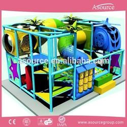 Free design multifunctional newest kindergarten equipment playground indoor play gym for kids