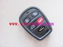 Good Price 4 buttons remote control case for ki car key for ki remote key case