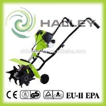 Gasoline Power Tractor Rotary Tiller Weeder Cultivator Machine Cultivation Of Vegetables