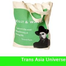 Hot Selling promotional canvas market bag