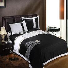 New design 100% Cotton Double Bedding Set