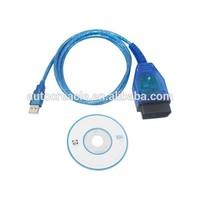 New vag409 USB Interface KKL 409.1 OBD2 for AUDI VW vag 409 code scanner vag diagnostic cable