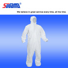 Blue and white coverall S,M,L,XL,XXL,XXXL