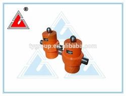 dump truck hydraulic hoist cylinder