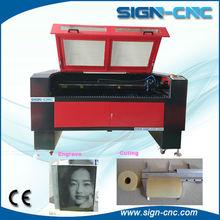 double heads 1490 acrylic laser cutting machine ! cnc laser machine price