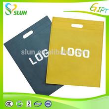 Alibaba new fashion 2015 high quality folding non-woven shopping bag