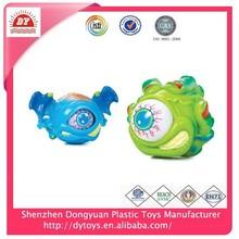 ICTI certificted plastic stress brain squeeze toy