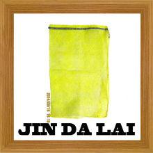 JDL beautiful handy factory manufacture orange mesh plastic bag