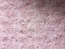 rose cashmere rose nap cloth fabric rose fleece