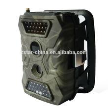 Newest zstar acornguard night vision scouting guard weatherproof waterproof hunting wild camo wildlife wildlife no flash hunting