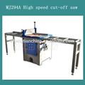 Mj294a de alta velocidad neumática de corte sierra/butting sierras/sierra de corte transversal