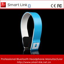 CE/FCC/Rohs/BQB certified best colorfull cheap wireless Handsfree V4.0 wireless sport bluetooth headset