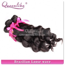 Wholesale hot sell grade 7A Brazilian hair attachment for braids