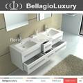 Cabinet de Bain Monté Sur Mur, Cabinet de style européen, vanité de salle de bain céramique