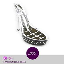Guangzhou High quality Latest design women high heel shoes