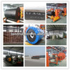 rubber endless and open end conveyor belt of long working life with superior quality and favourable price of China origin
