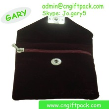 Small Velvet Bags For Gifts With Brand Logo