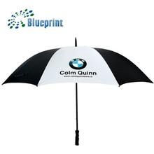 "30"" bwm brand promocionales golf umbrella"