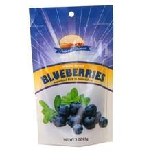En plastique alimentaire pouch / ziplock sac de nourriture / réutilisable sac de nourriture
