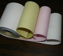 45-80Gsm NCR Paper/Carbonless Carbon Paper, Premium Quality Free Sample!!!