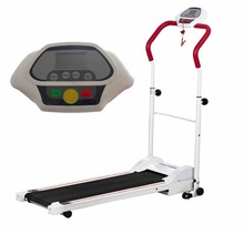 LCD Displayer Multifunctional motorized treadmill fitness equipment