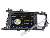 WITSON CAR VIDEO FOR KIA K5/OPTIMA 2011-2012 WITH A9 DUAL CORE CHIPSET 1.6GHZ FREQUENCY DVR SUPPORT WIFI 3G APE MUSIC BACK VIEW