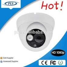 PLV new product 1/2.7'' cmos image sensor hd sdi wdr cctv 2 megapixel dome camera