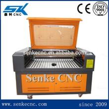 SKL-1290 80W Co2 Art /crafts / acrylic/leather shoe laser cutting machine