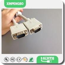 China Factory DB 15Pin Cable VGA RCA Casero