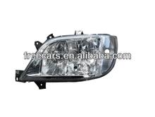 Mercedes Benz sprinter parts, Sprinter head lamp 9018202761 RH 9018202661 LH W/FOG LAMP )9018202461 LH 9018202561 RH W/