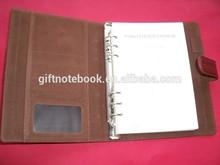 agenda organizer planner notebook combination