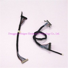 ul oem price 0.5mm pitch ffc cable assembly car game machine