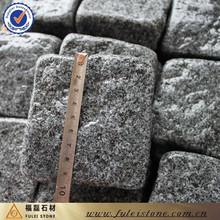 low price split tumbled granite pavers