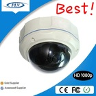 PLV latest technology 2.0MP hd sdi dome video cameras camcorders names of front door security cameras