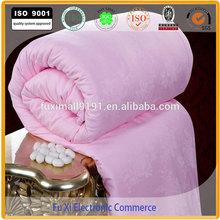 China leading PWC brand Qtisy plain dyed wholesale ikat kantha cotton quilt