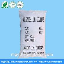 High quality light magnesium oxide supplement fire retardant white powder 93%